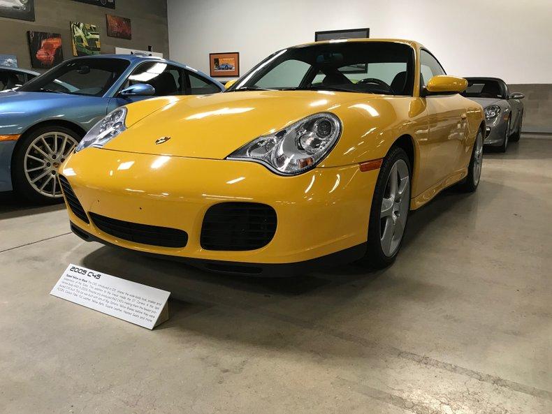 2005 Porsche 911 Carrera 4S For Sale