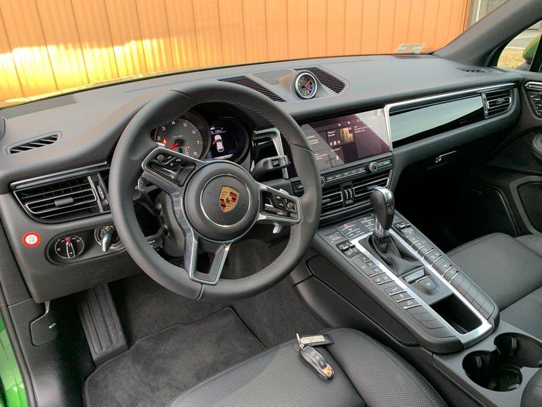 2019 Porsche Macan S