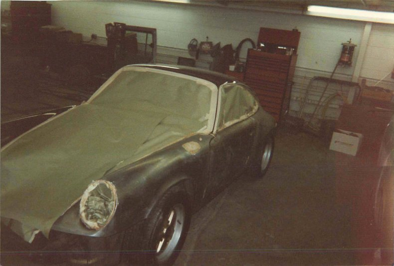 1975 Porsche Carrera