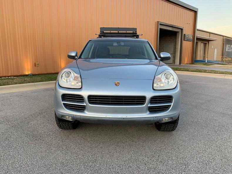 2006 Porsche Cayenne S