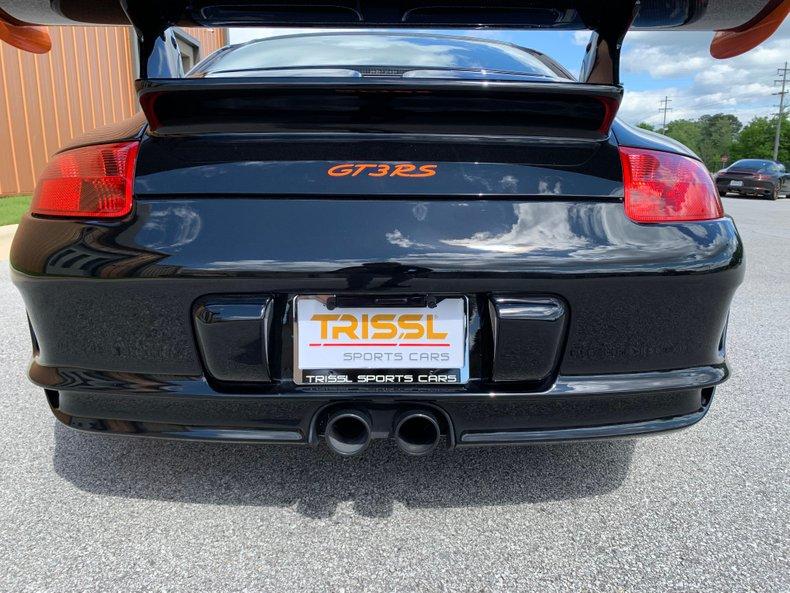 2008 Porsche GT3 RS