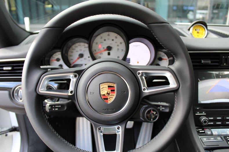 2019 Porsche 911 Carrera T