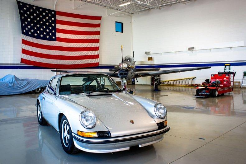 1973 Porsche 911 E
