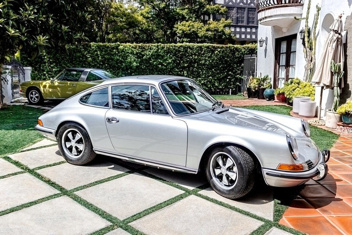 1969 Porsche 911 S