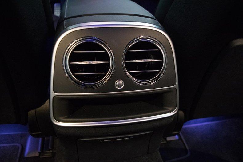 2015 Mercedes S550
