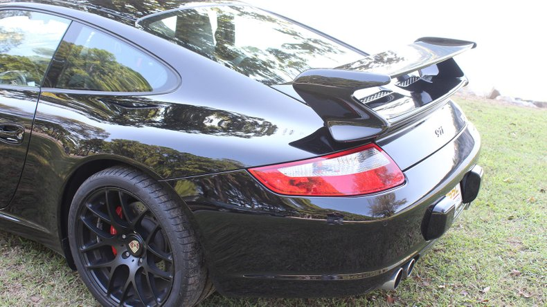 2008 Porsche Carrera S/GT3