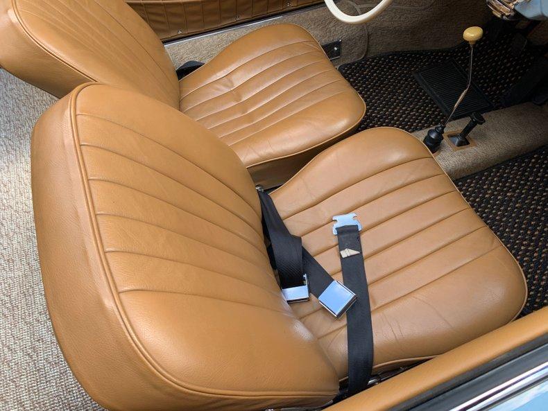 1958 Porsche 356 Super Cabriolet