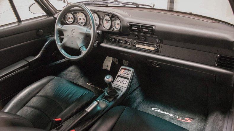 1998 Porsche C2S