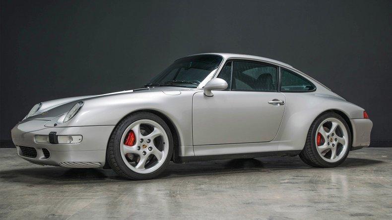 1998 Porsche C2S For Sale