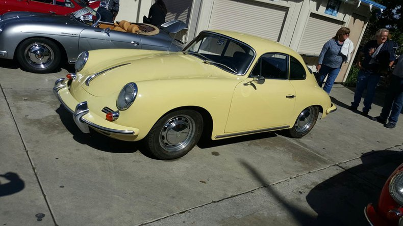 1965 Porsche C
