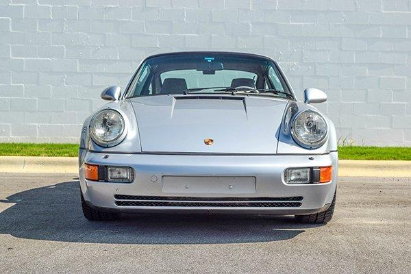 1994 Porsche Turbo 3.6