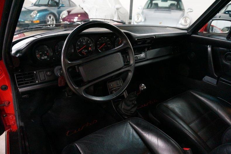 1987 Porsche 930 Turbo