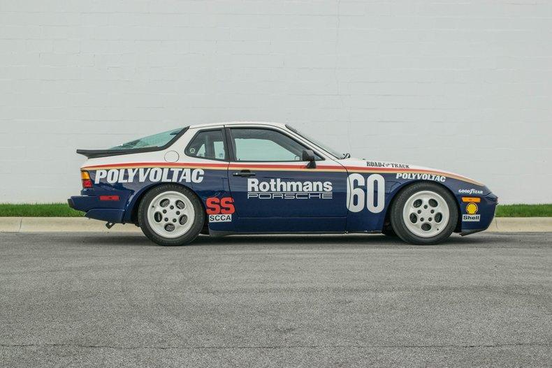 1987 Porsche 944 Turbo Cup