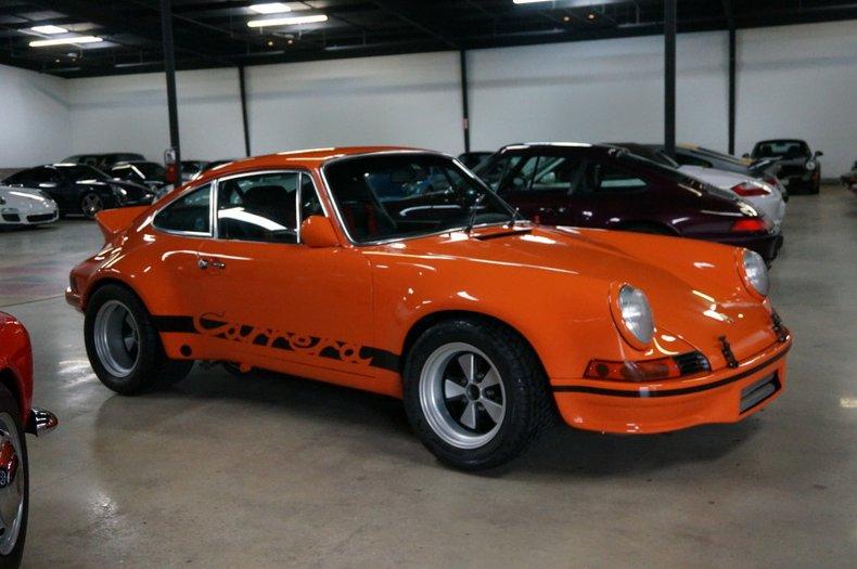 1977 Porsche 73 RSR