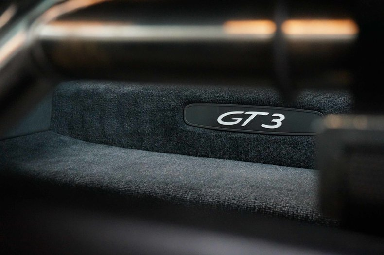 2005 Porsche GT3