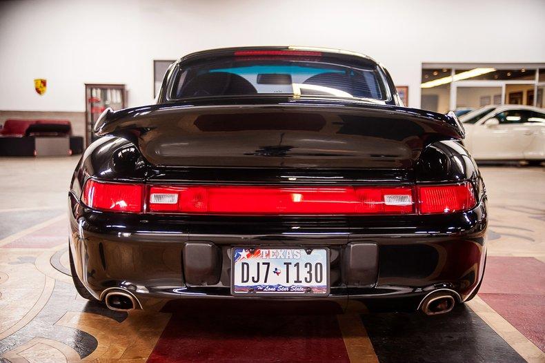 1996 Porsche 993 C4S