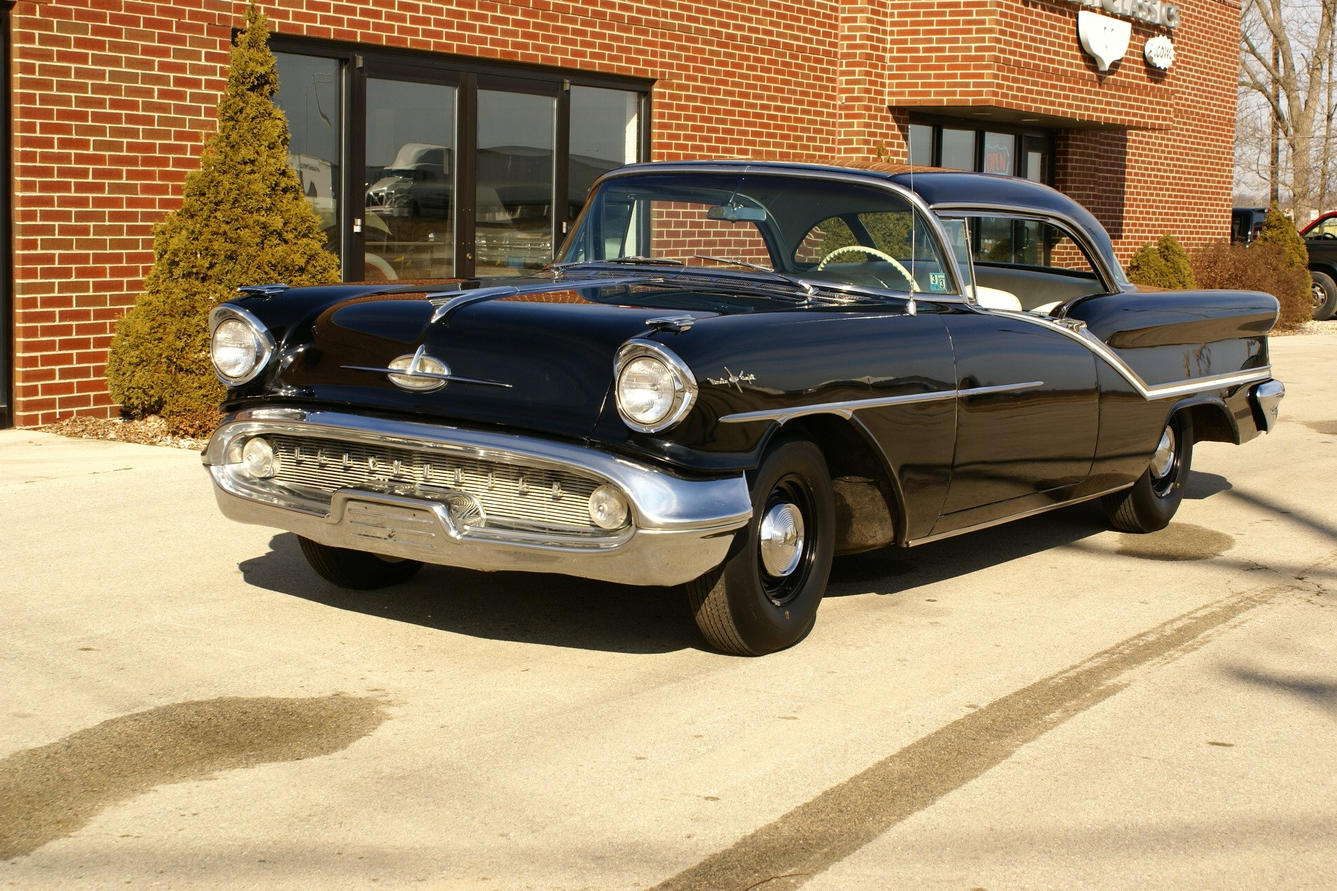 For Sale 1957 Oldsmobile Starfire 98 Deluxe Holiday Coupe