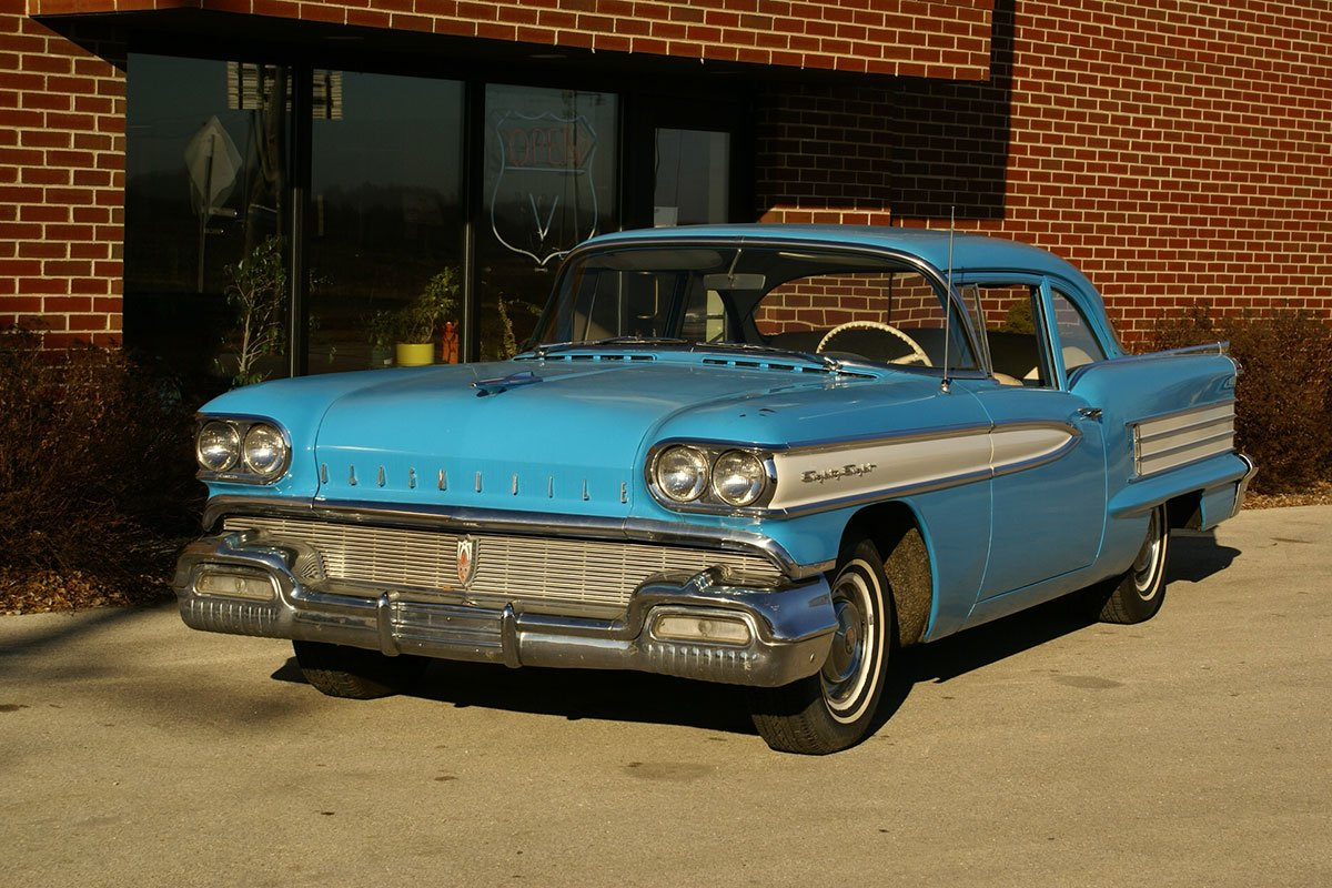 For Sale 1958 Oldsmobile Dynamic 88
