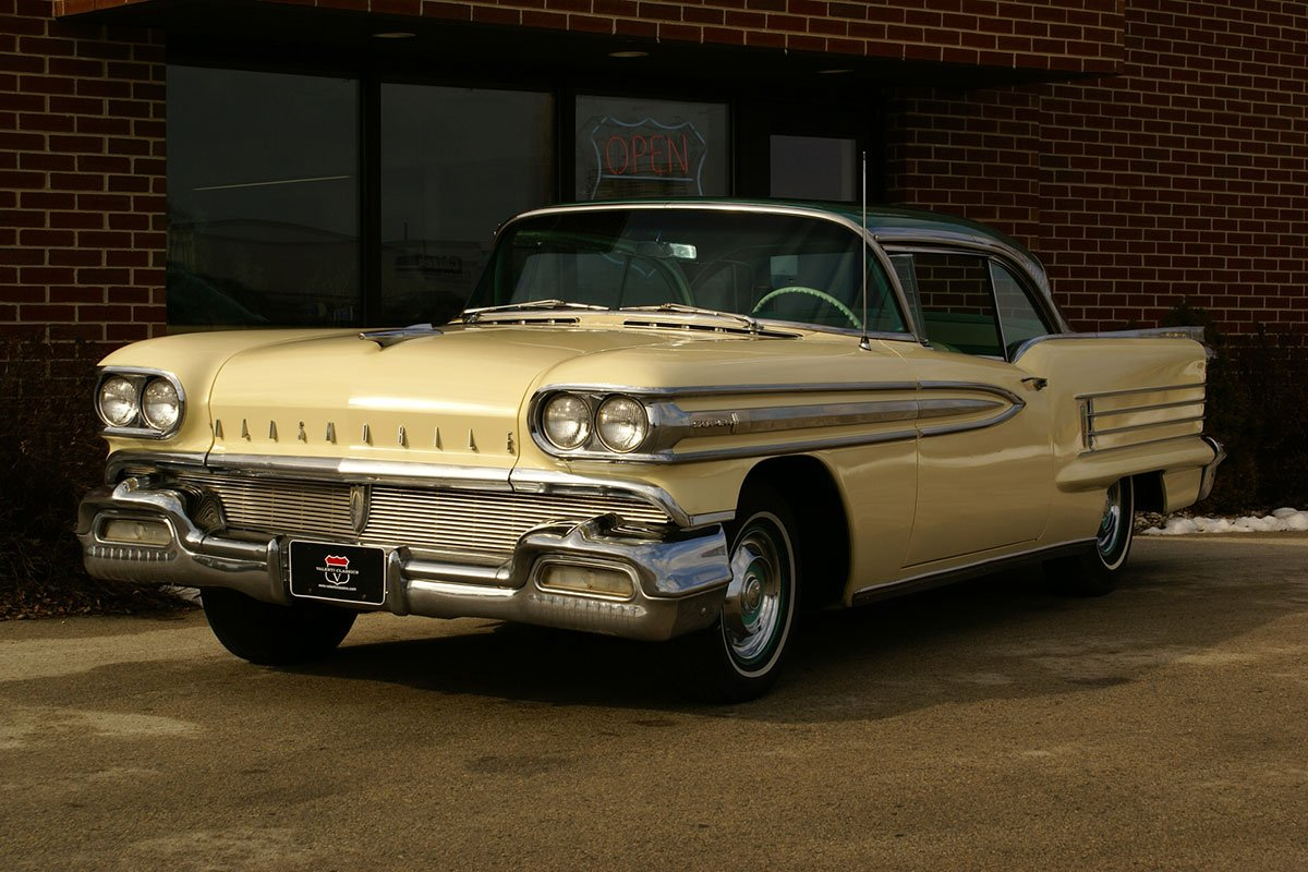 For Sale 1958 Oldsmobile Super 88