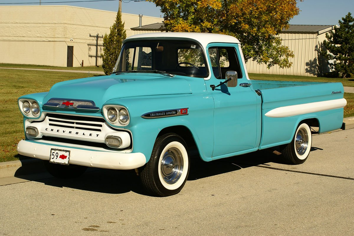 For Sale 1959 Chevrolet Apache