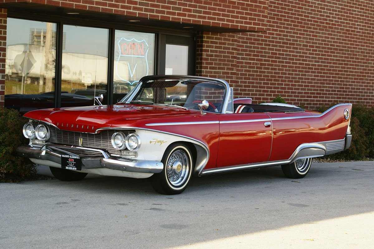 For Sale 1960 Plymouth Fury