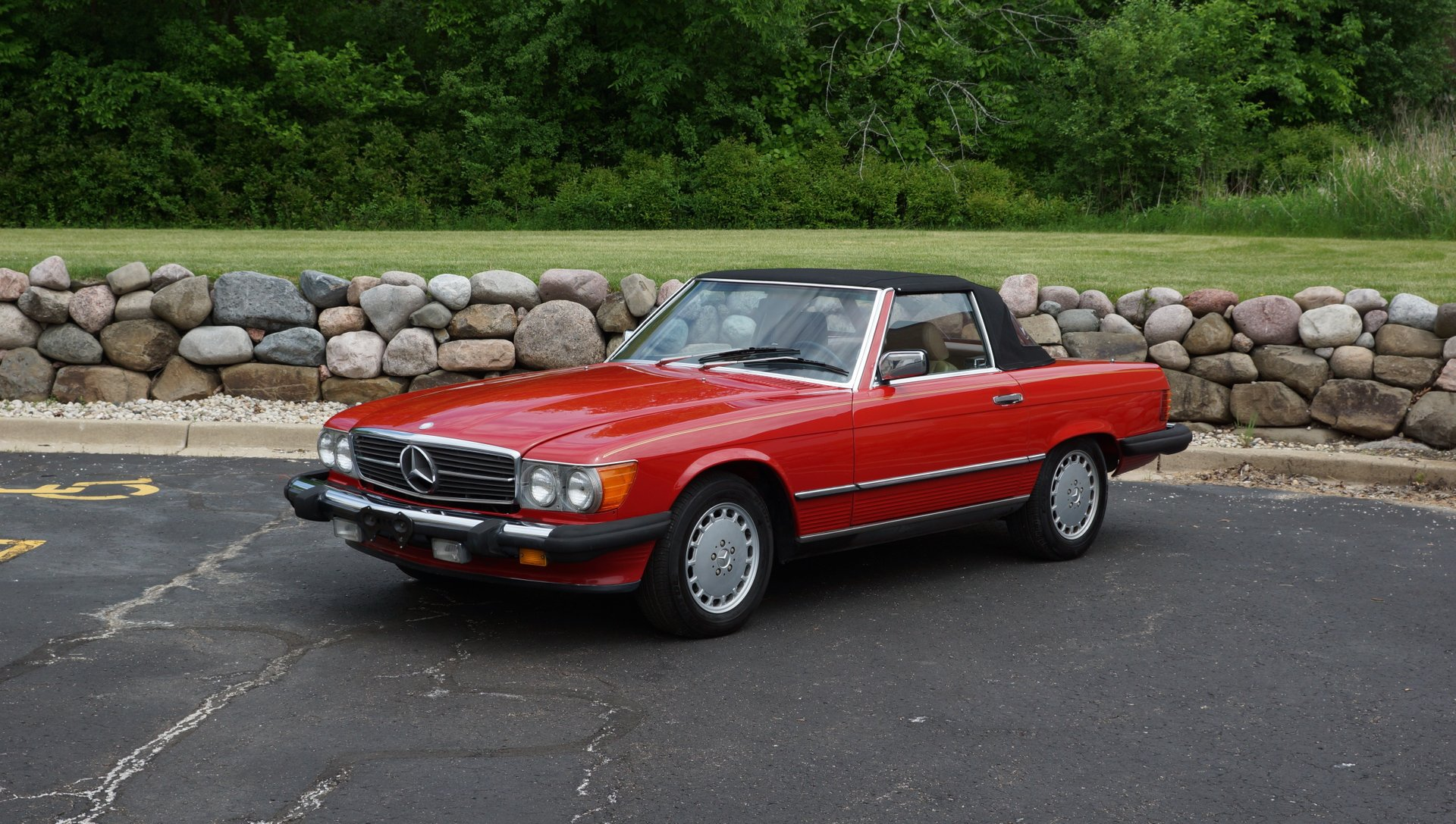 For Sale 1986 Mercedes-Benz 560