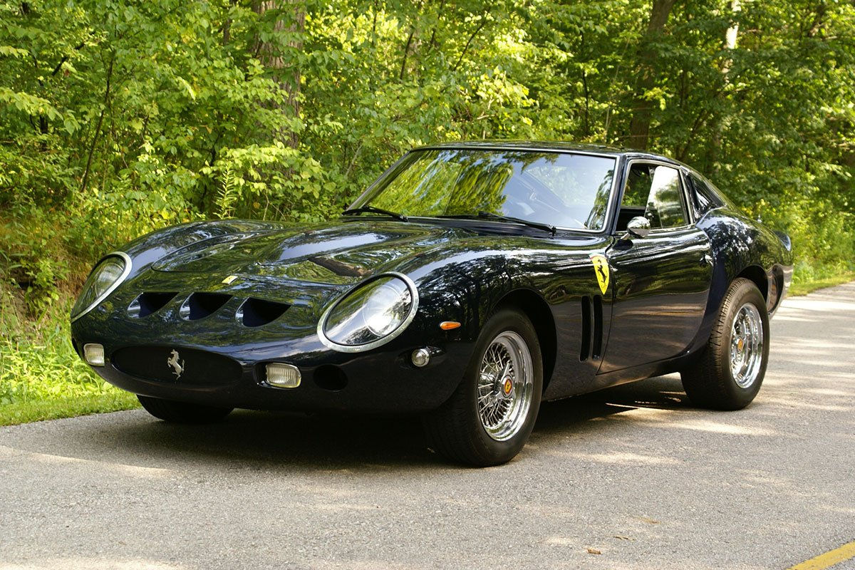 For Sale 1962 Ferrari 250 GTO Replica