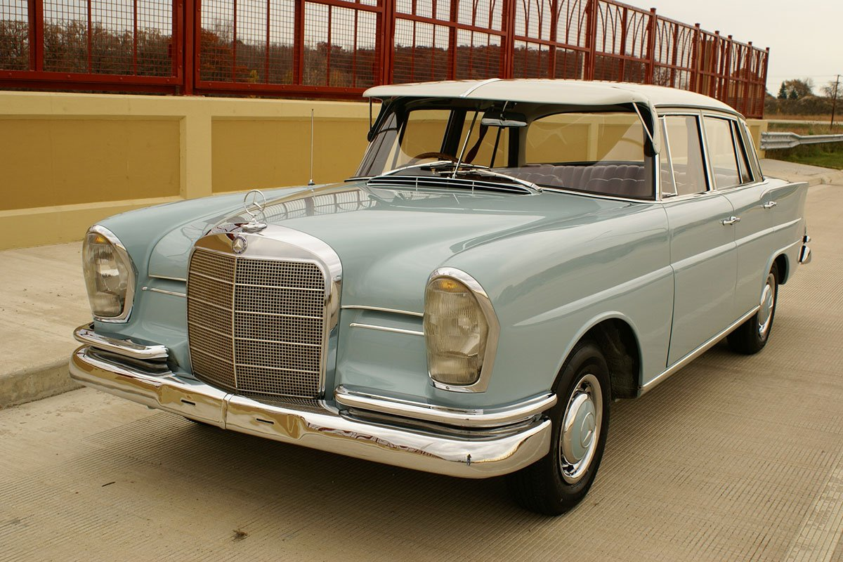 For Sale 1963 Mercedes-Benz 220S