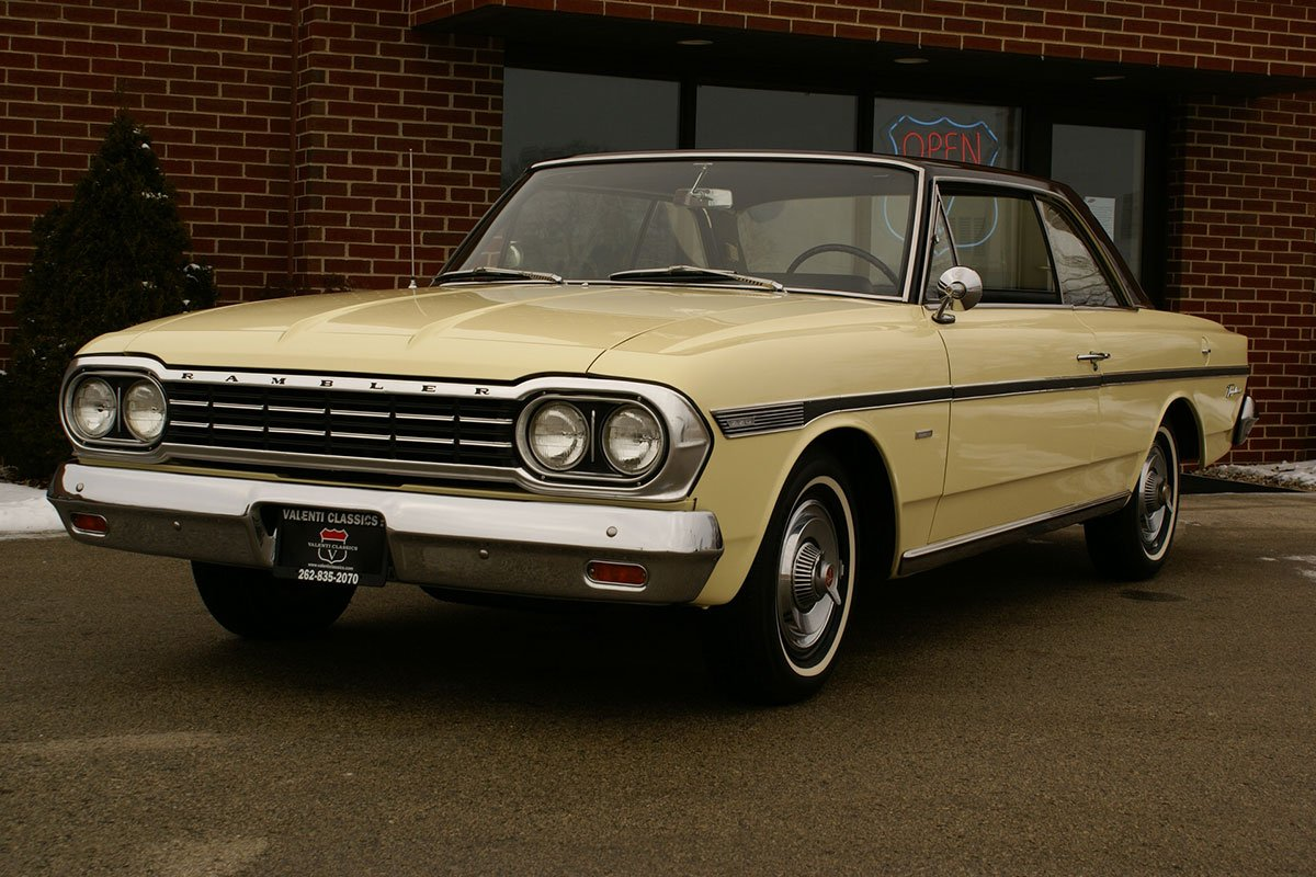 For Sale 1964 AMC Typhoon