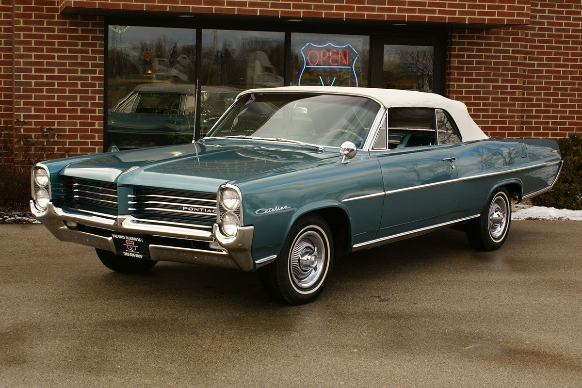 For Sale 1964 Pontiac Catalina