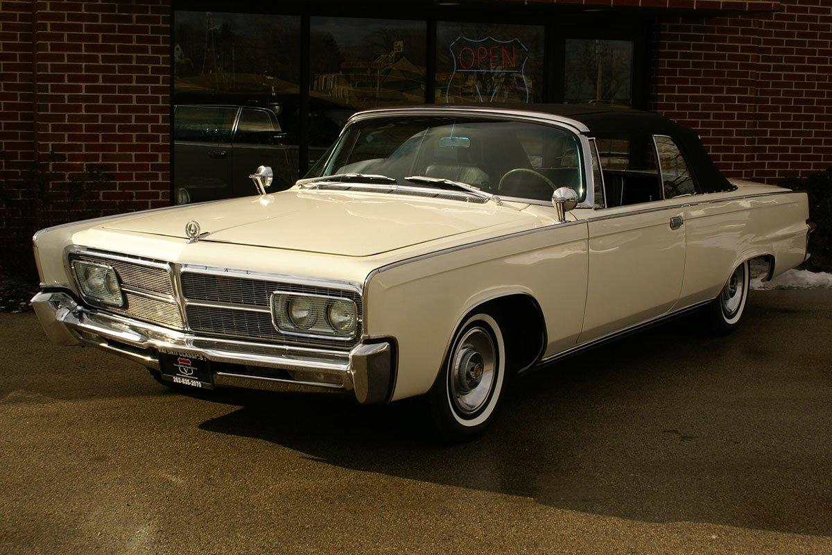 For Sale 1965 Chrysler Imperial