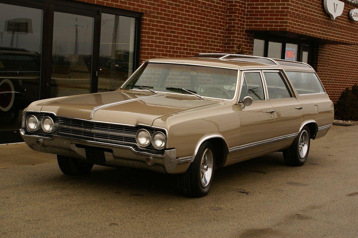 For Sale 1965 Oldsmobile Vista Cruiser