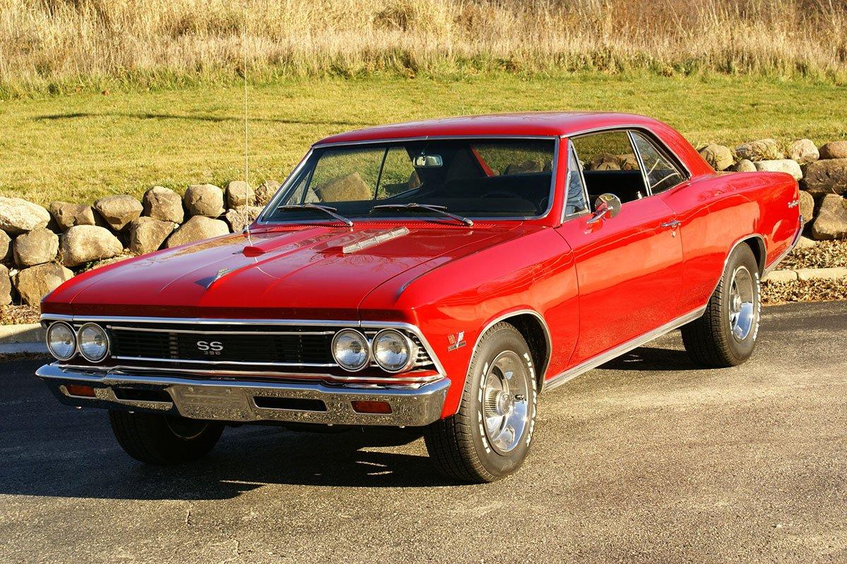 For Sale 1966 Chevrolet Chevelle Super Sport
