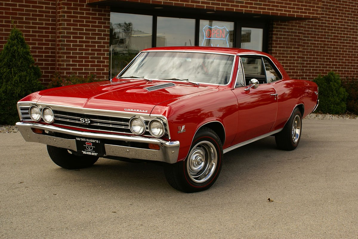 For Sale 1967 Chevrolet Chevelle SS 396