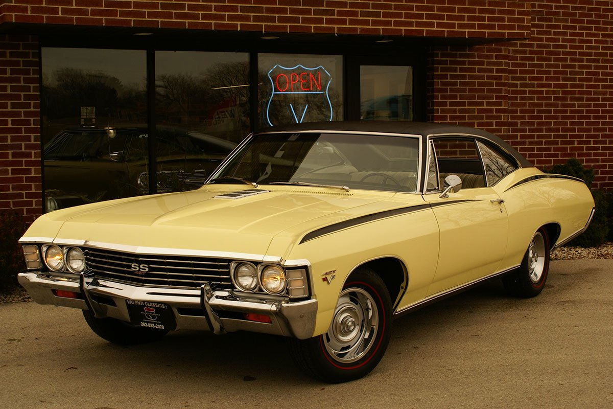 For Sale 1967 Chevrolet Impala SS