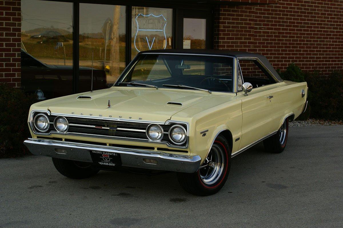 For Sale 1967 Plymouth Hemi GTX