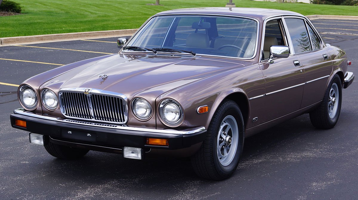 For Sale 1984  XJ6 Vanden Plas