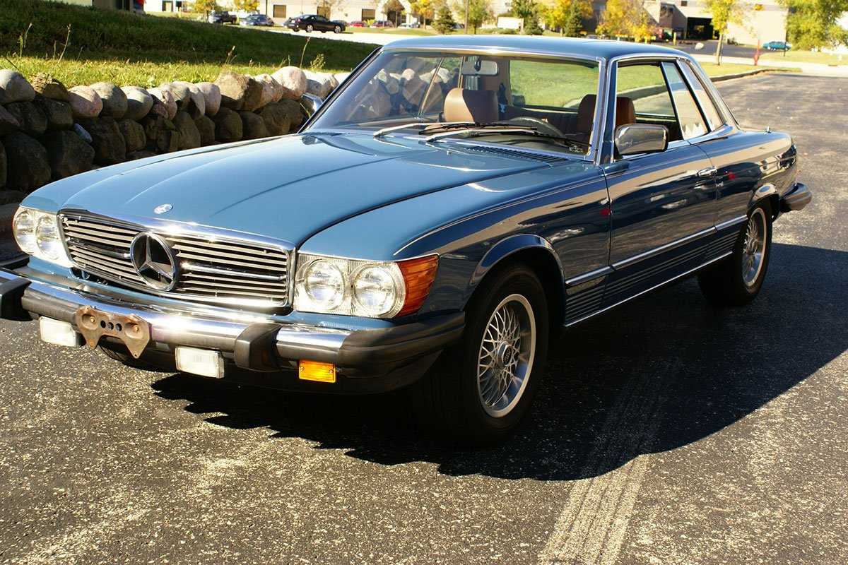 For Sale 1981 Mercedes-Benz 1981