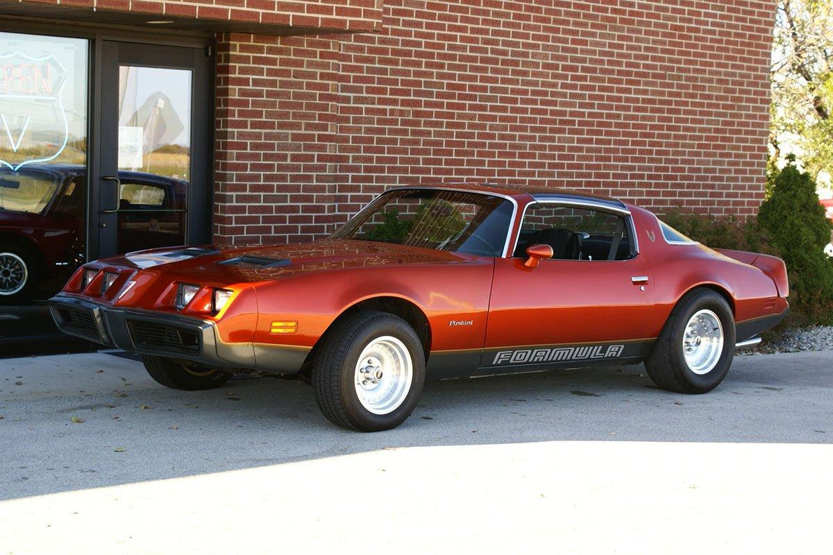 For Sale 1979 Pontiac Firebird Formula
