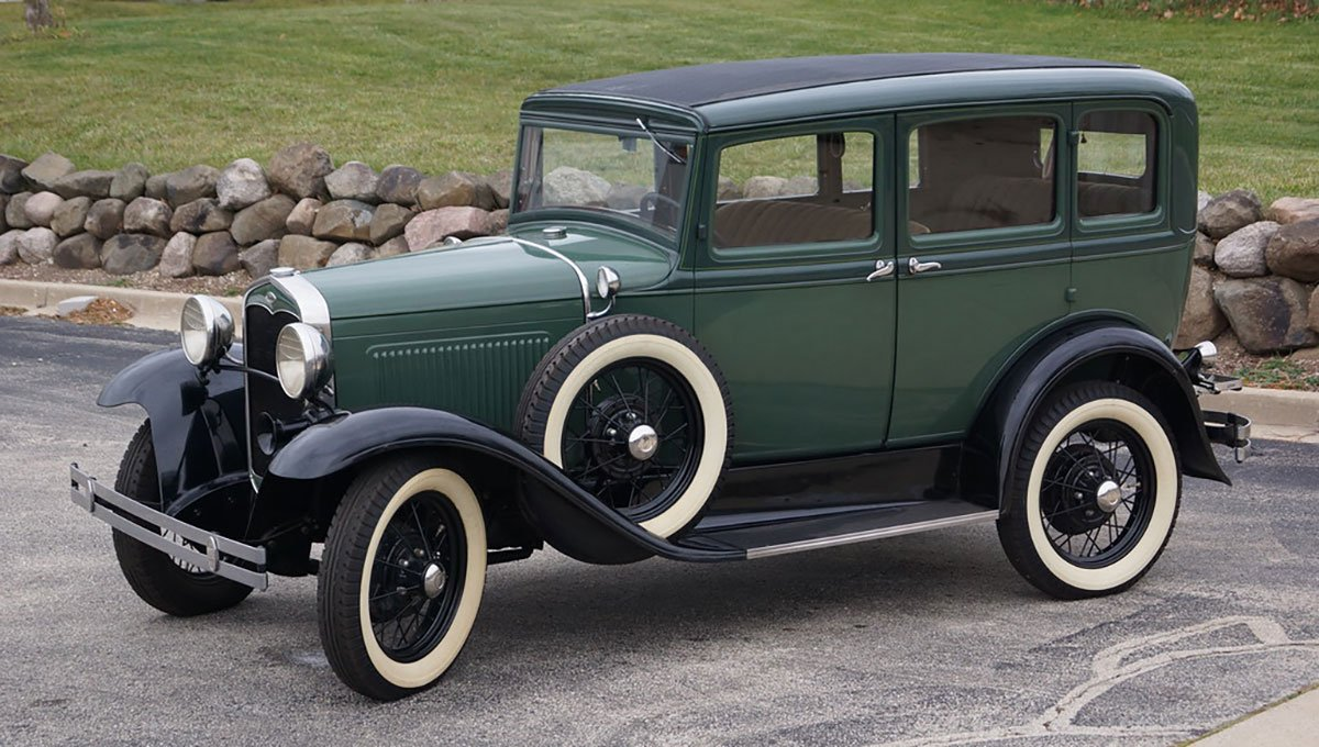For Sale 1931 Ford Model A Fordor