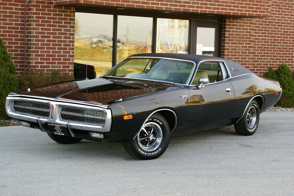 For Sale 1972 Dodge Charger SE 440