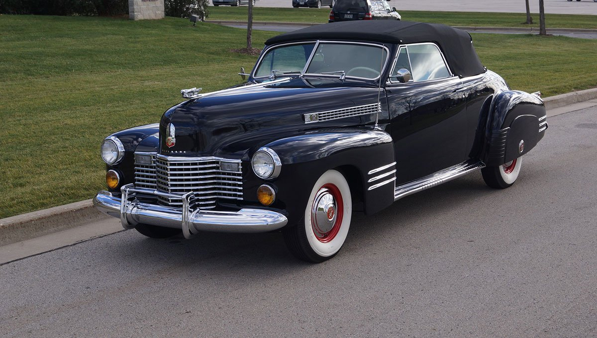 For Sale 1941 Cadillac Series 62 Deluxe