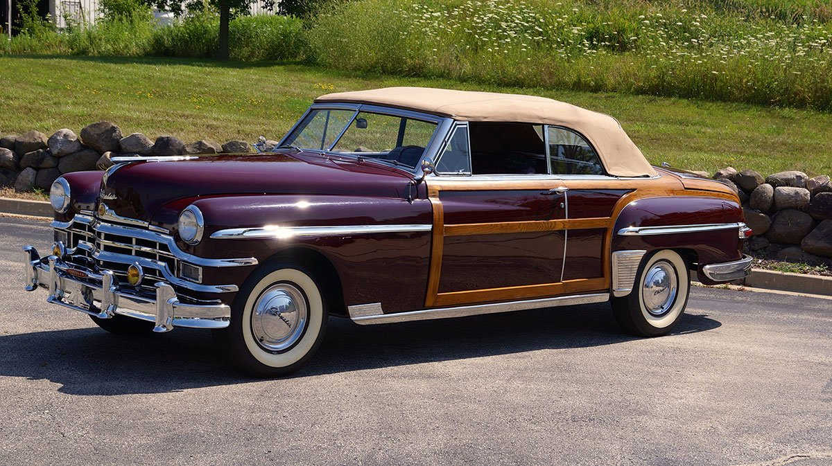 For Sale 1949 Chrysler Town & Country