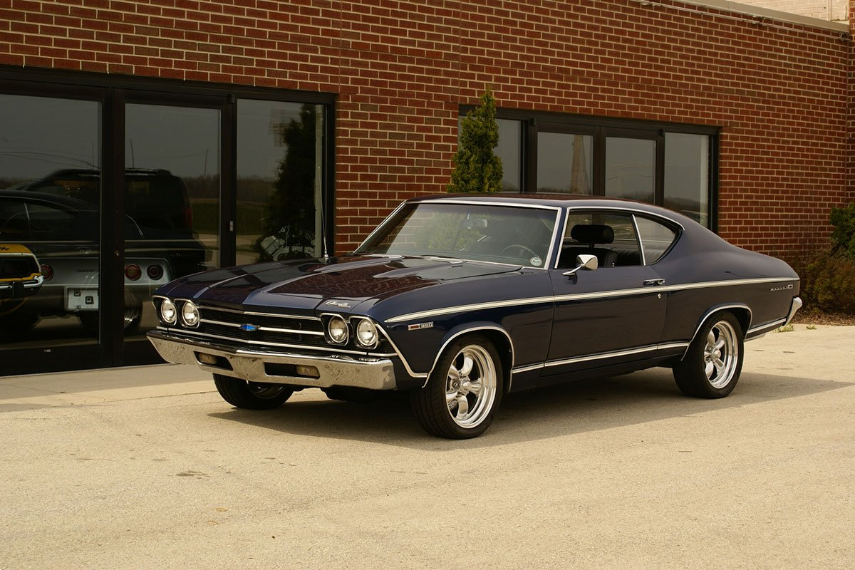 For Sale 1969 Chevrolet Chevelle Resto Mod