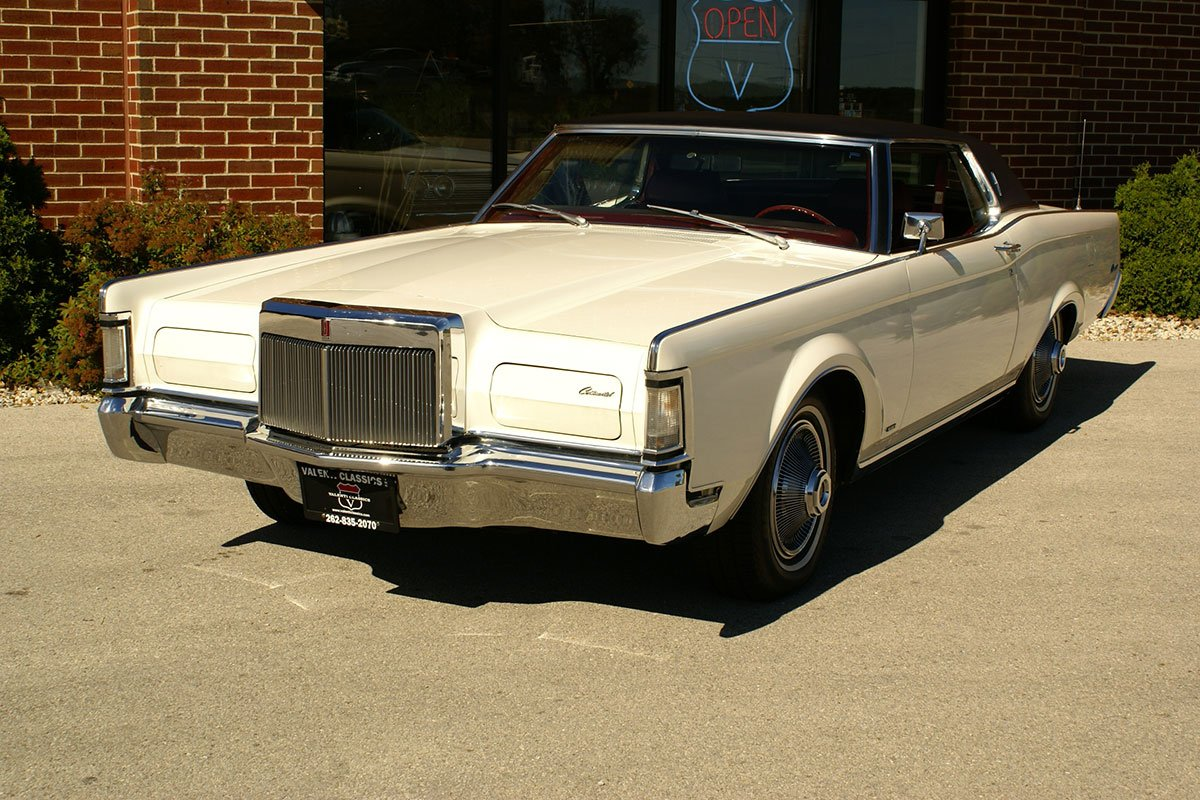 For Sale 1969 Lincoln Continental Mark III