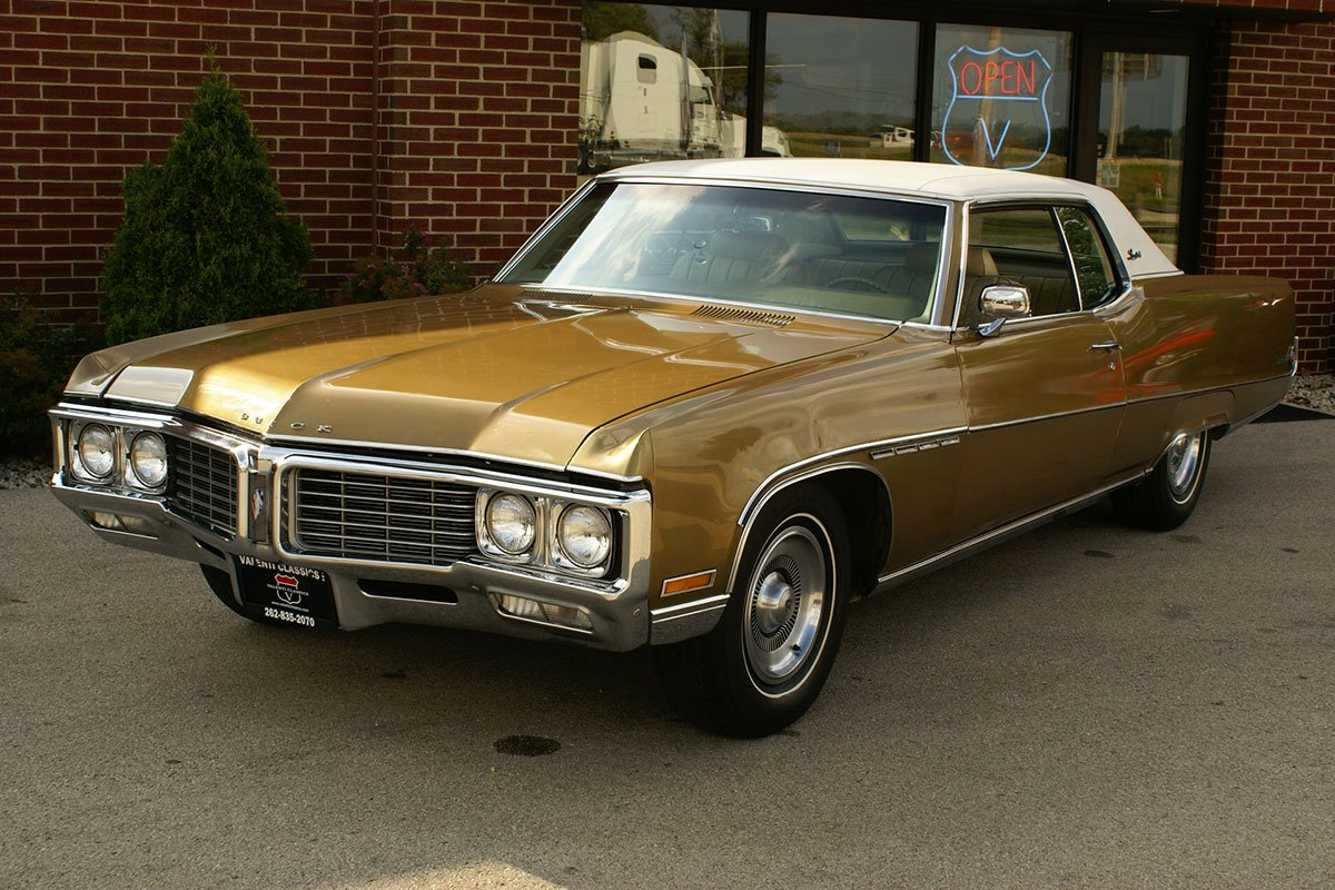 For Sale 1970 Buick Electra 225
