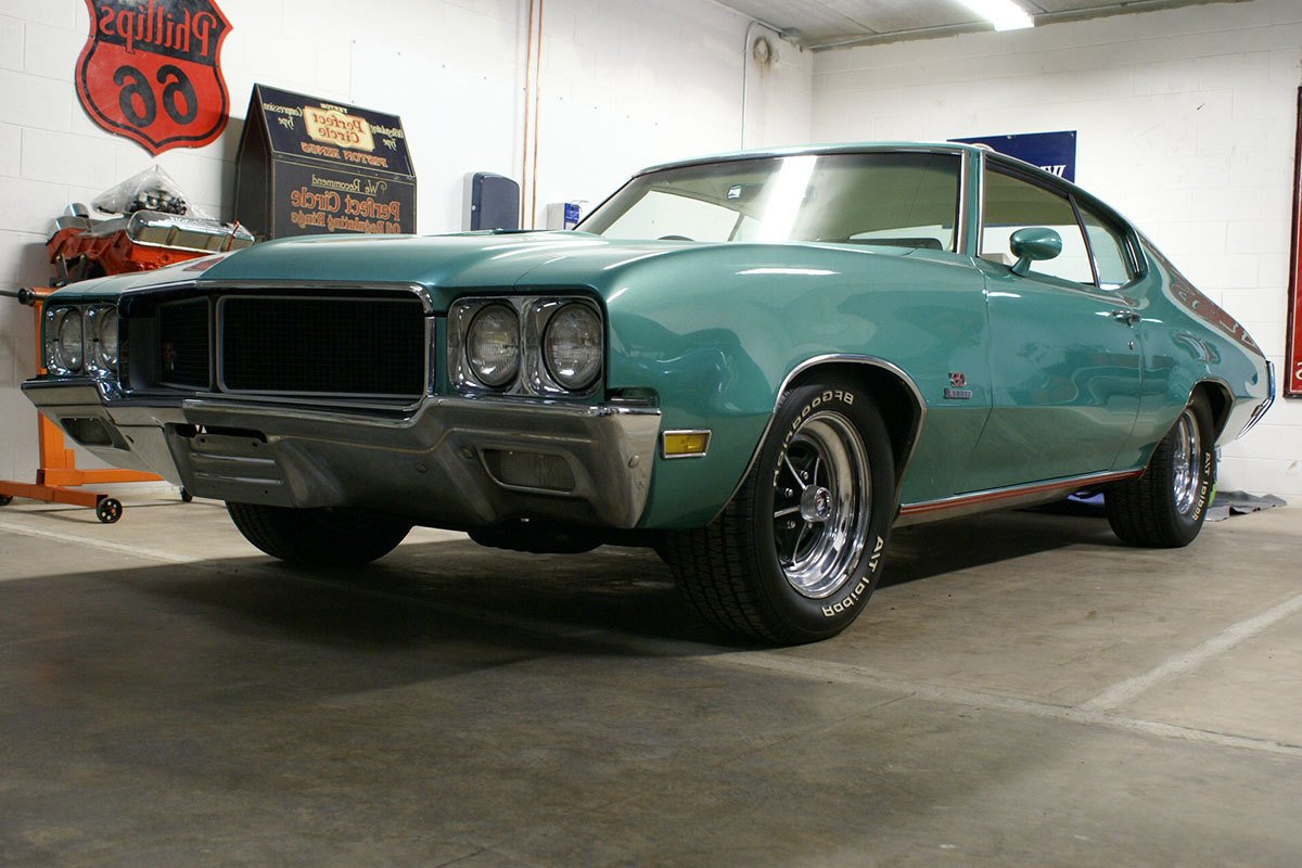 For Sale 1970 Buick GS 455