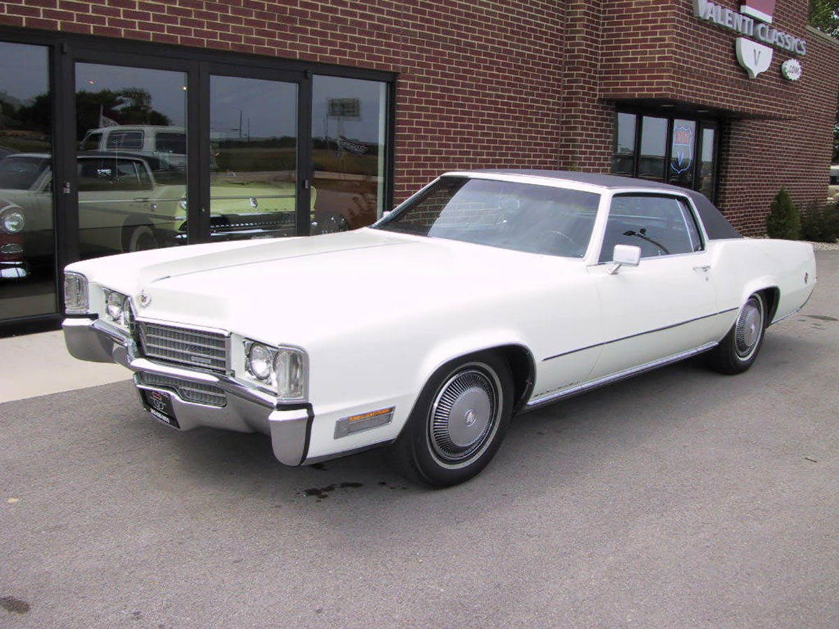 For Sale 1970 Cadillac Eldorado