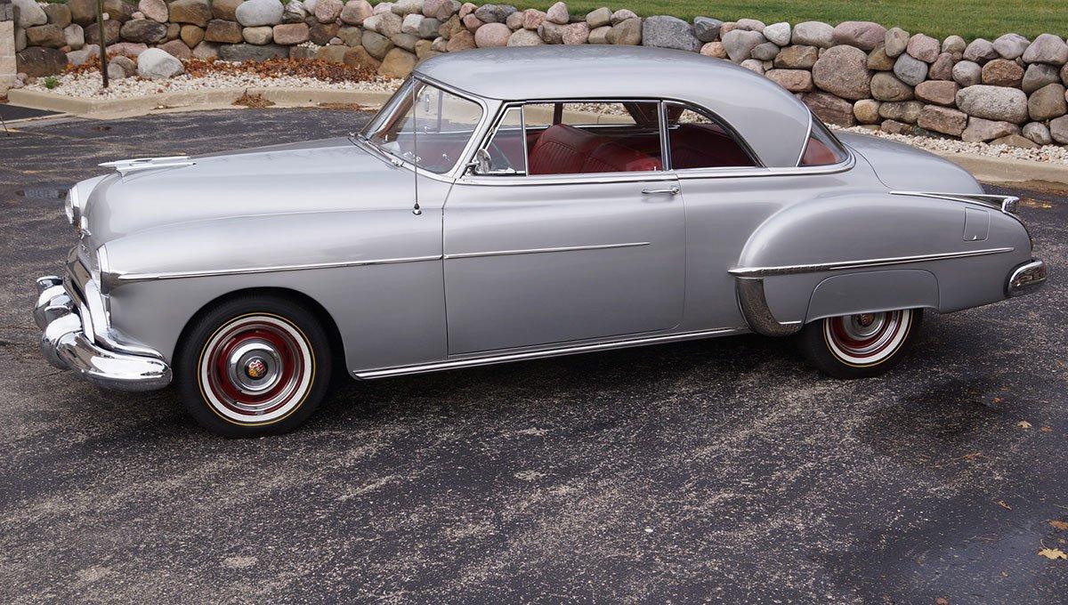 For Sale 1950 Oldsmobile Futuramic 88