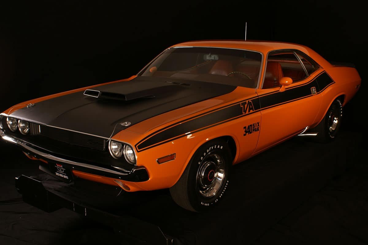 For Sale 1970 Dodge Challenger T/A